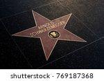 hollywood  ca   december 01  ... | Shutterstock . vector #769187368