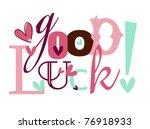 good luck eps 10 | Shutterstock .eps vector #76918933