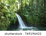 Crayfish Waterfall Or La...