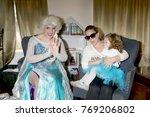 los angeles   nov 26   elsa...   Shutterstock . vector #769206802