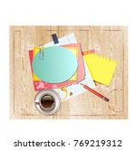 coffee cup realistic  | Shutterstock .eps vector #769219312