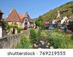 Kaysersberg  Alsace   Elsa  ...