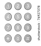 phone dial   Shutterstock . vector #76927378