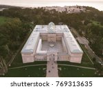 legion of honor museum in san... | Shutterstock . vector #769313635