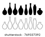 Vase Set. Various Forms Of...
