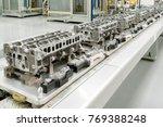 modern automotive industry... | Shutterstock . vector #769388248