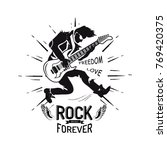 Rock Forever Freedom And Love ...