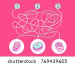 illustration for competitions... | Shutterstock .eps vector #769439605
