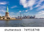 new york city  united states  ... | Shutterstock . vector #769518748