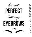 fashion typography inscription  ... | Shutterstock .eps vector #769558255