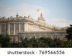 The Royal Palace Of Madrid ...