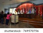 bandung  indonesia   november 3 ... | Shutterstock . vector #769570756