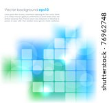 abstract technology background | Shutterstock .eps vector #76962748