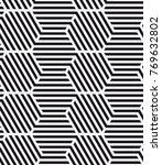 vector seamless pattern. modern ... | Shutterstock .eps vector #769632802