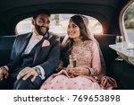 handsome indian groom dressed...   Shutterstock . vector #769653898