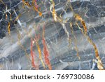 yellow  red and white patterned ... | Shutterstock . vector #769730086