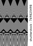 geometric pattern background | Shutterstock . vector #769825498