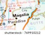 Small photo of Magalia. California. USA