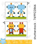 education paper crafts for... | Shutterstock .eps vector #769922866