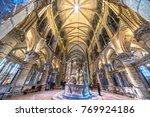 reims  france   november 19 ... | Shutterstock . vector #769924186