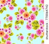 abstract elegance seamless... | Shutterstock .eps vector #770064742