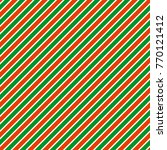 Red And Green Diagonal Line...
