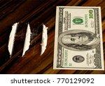heroin  dynamite  horse  smack  ...   Shutterstock . vector #770129092