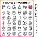 finance   investment concept...