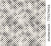 Modern Stylish Halftone Textur...