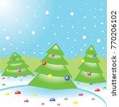 happy new year  | Shutterstock .eps vector #770206102