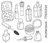Sketch Cosmetic Set