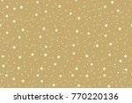 star background patterns... | Shutterstock .eps vector #770220136