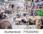 kanchanaburi  thailand   july...   Shutterstock . vector #770232442