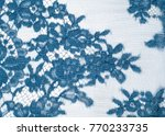 texture lace fabric. lace on...   Shutterstock . vector #770233735