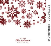 merry christmas. happy new year  | Shutterstock .eps vector #770241136