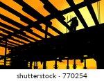 construction | Shutterstock . vector #770254