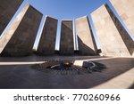 armenian genocide memorial ... | Shutterstock . vector #770260966