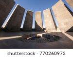 armenian genocide memorial ... | Shutterstock . vector #770260972