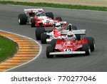 mugello circuit 1 april 2007 ... | Shutterstock . vector #770277046
