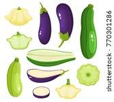 bright vector illustration of... | Shutterstock .eps vector #770301286