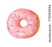 cartoon vector illustration... | Shutterstock .eps vector #770395996