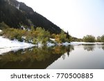 Small photo of reflection artvin savsat