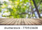 wood plank with abstract...   Shutterstock . vector #770513608