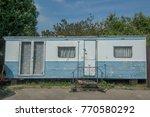 Vintage Caravans On A Trailer...