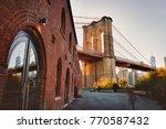 Brooklyn Bridge Taken From...