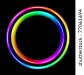 Multicolor Spectral Circle....