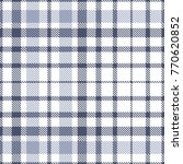 tartan plaid print. checkered...   Shutterstock .eps vector #770620852