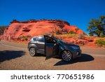usa. colorado. colorado... | Shutterstock . vector #770651986