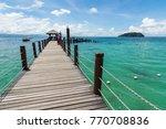 sabah  malaysia   october 6 ... | Shutterstock . vector #770708836