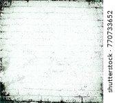 texture vintage white | Shutterstock . vector #770733652